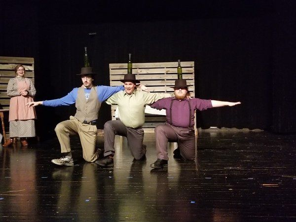 PCHS students bring 'Fiddler on the Roof' to life