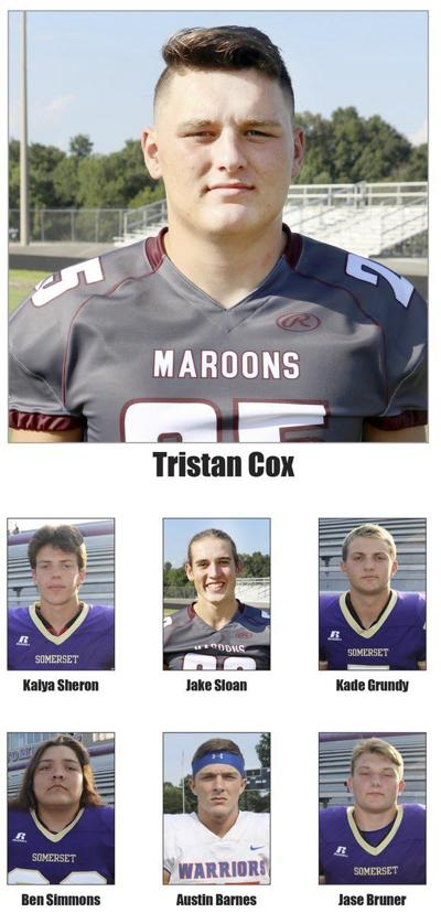 Pulaski County's Tristan Cox named 1st team All-State