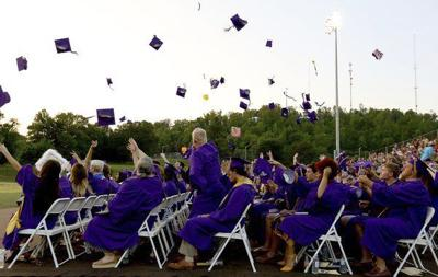 Jumpers celebrate Graduation Day