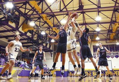 Somerset's defense leads to blowout winover Rebels