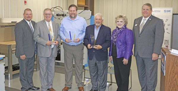 SCC and ATC improve industrial maintenance programs through state project