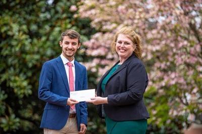 Golden wins prestigious UC award