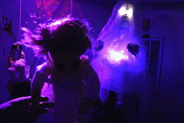 Haunted houses kick the fear into high gear this Halloween