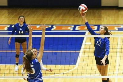Lady Warriors dominate in home opener
