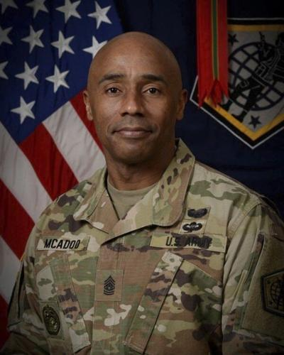 Somerset's McAdoo takes over U.S. Army Human Resources position