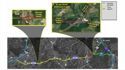 SPEDA, Kentucky Touchstone Energy Cooperatives seek funding for Interstate 65 spur project