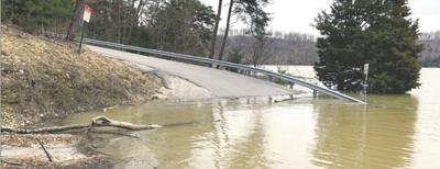 Lake Cumberland flooding