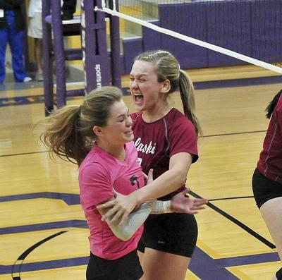 Lady Maroons win 8th straight title