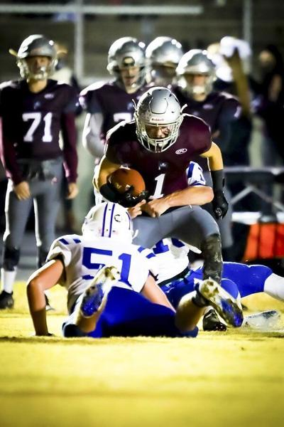 Maroons shake off rust to advance