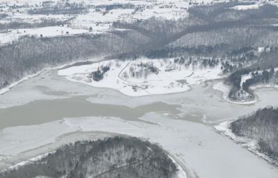 Icy Lake Cumberland
