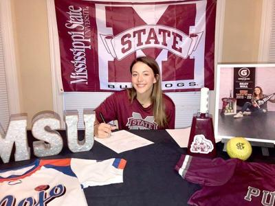 Riley Hull signs with Mississippi State University on National Signing Day