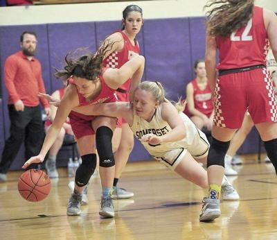Lady Jumpers let on slip away to Corbin