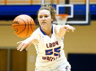 Lady Warriors demolish McCreary Central