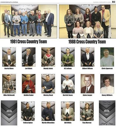 Pulaski Schoolinducts members into Hall of Fame