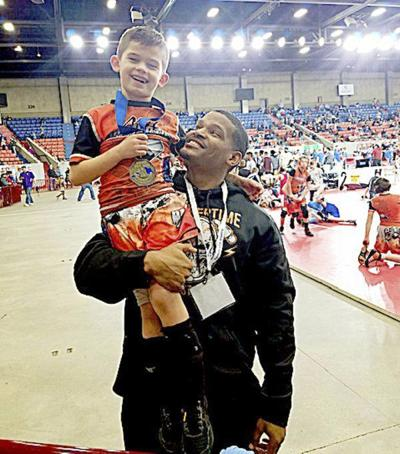 Somerset Wrestlers place third in state