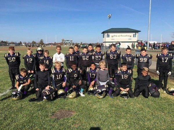 Somerset Youth Football All-Stars compete in King of the Hill Classic