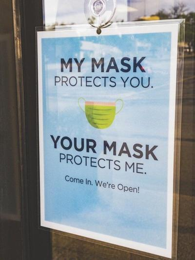 Doctors explain why you should wear a mask
