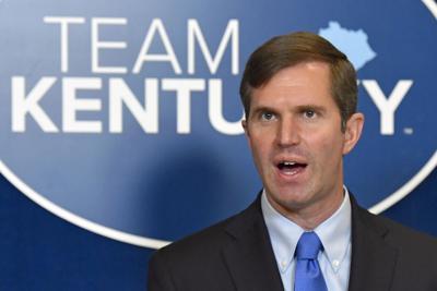 Virus Outbreak Kentucky Governor