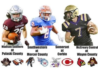 Southwestern faces stifftest at Mercer County