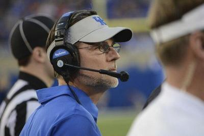 Gran, Hinshaw relieved of duties, Stoops seeks 'new ideas' on offense