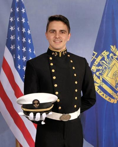 Somerset native graduates from U.S. Naval Academy