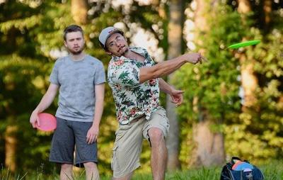 Professional disc golf coming to London in October