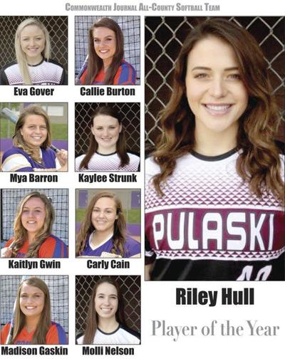 Riley Hull named top player in county