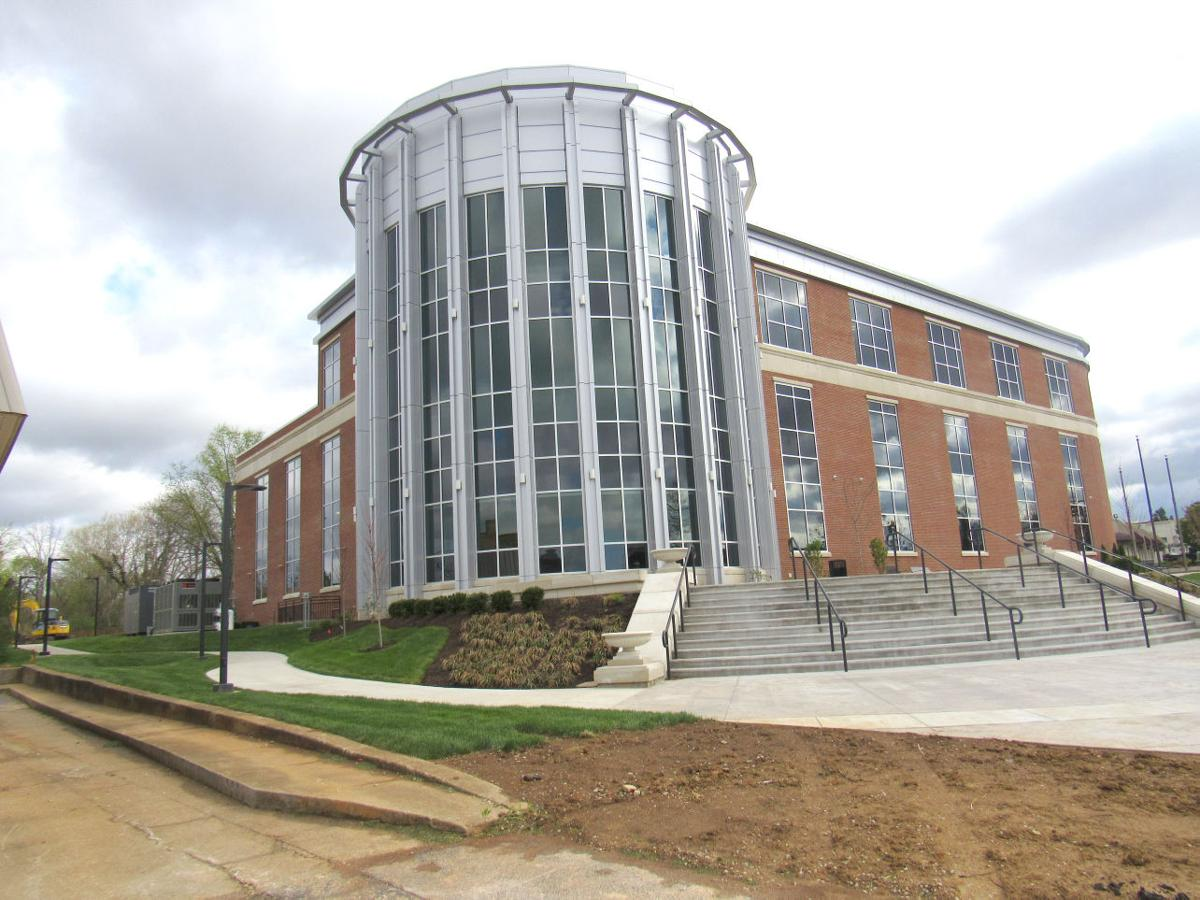 Energy Center Construction Is Nearly Complete News Somerset