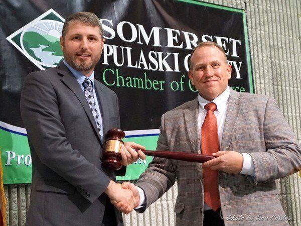 Matt Ford is new president of chamber board