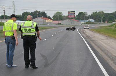 Motorcycle wreck on Ky  914 | Local News | somerset-kentucky com