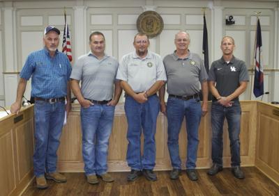 Pulaski County Magistrates 2019