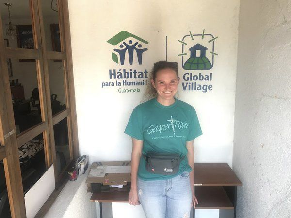 Somerset native travels to Guatemala with Habitat for Humanity