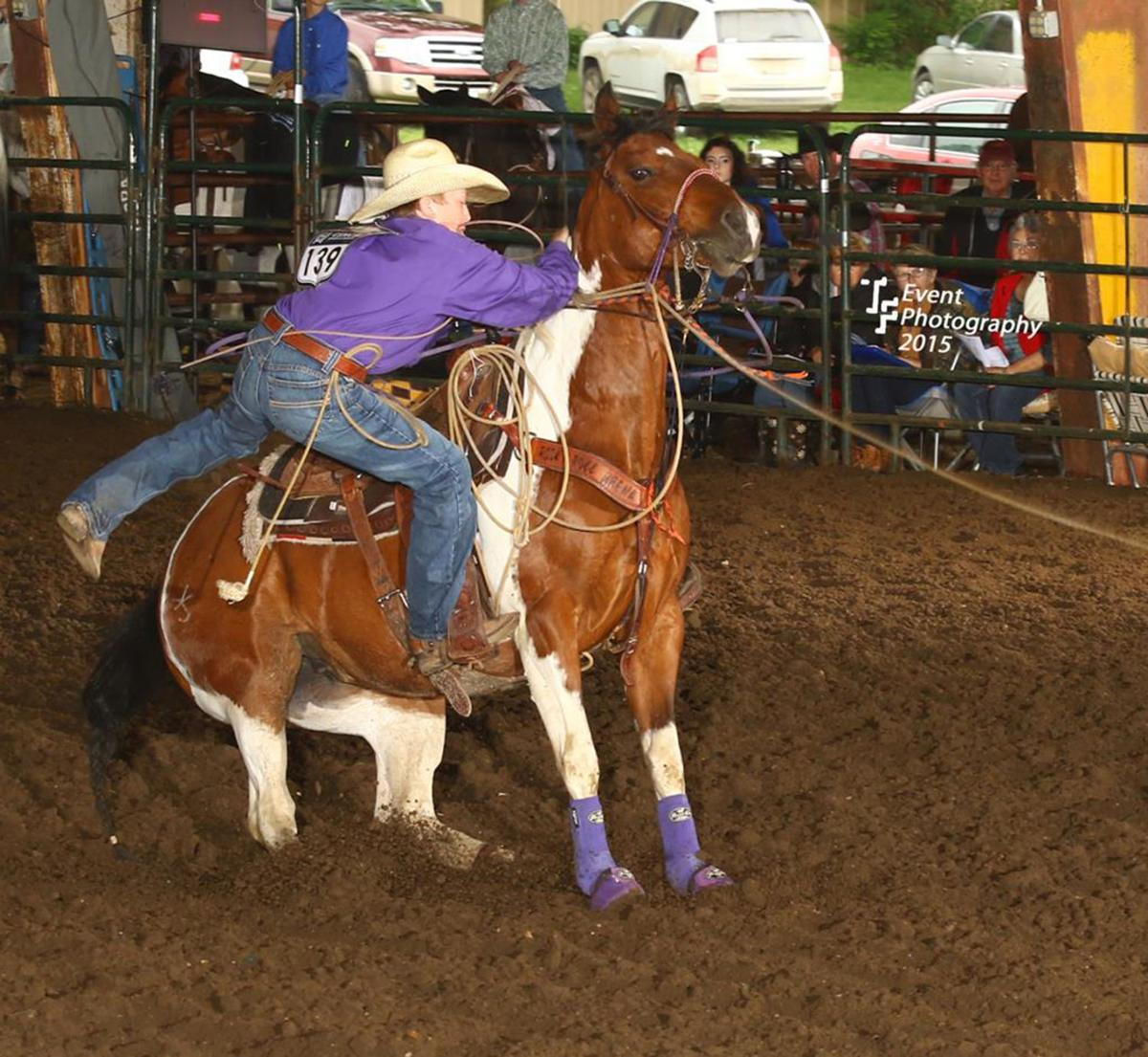 Barker Making A Name In The Rodeo Sports Somerset Kentucky Com