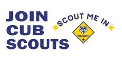 Elementary schools to hostCub Scout sign-up nightsthroughout August