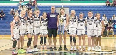 Meece wins 7th-grade conference tourney