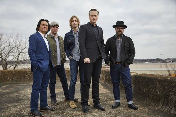Jason Isbell, The War and Treaty to take MMF by storm this weekend