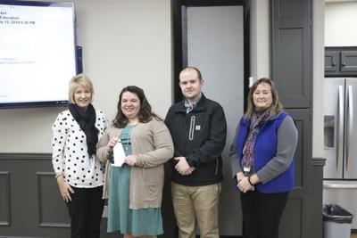 Southwestern teacher making statewide impact