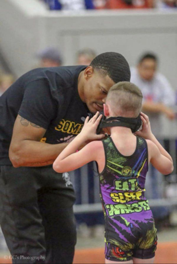 Somerset youth wrestling makes huge impact in first year