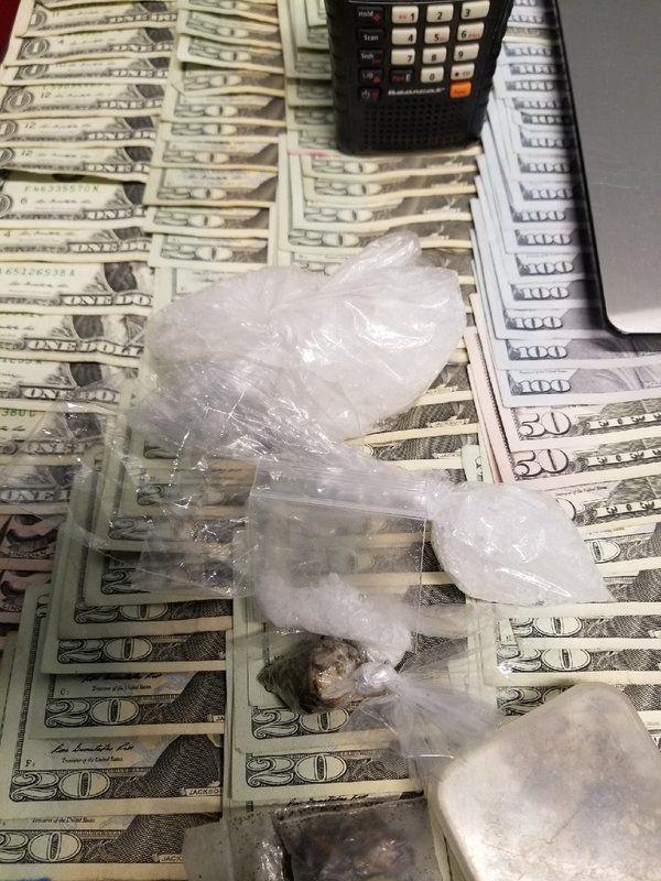 Six-month investigation leads to arrest of suspected drug dealer