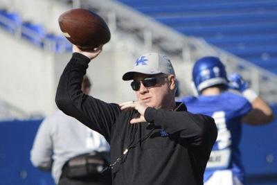 Stoops hopes Wildcats staying focused during ongoing pandemic
