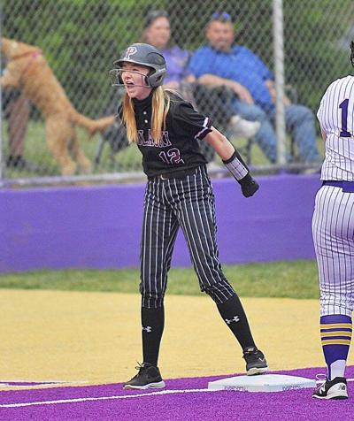 Lady Maroons blast Whitley County 14-0
