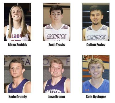 Players named to Region All-Tourney