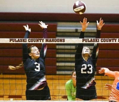 Lady Maroons pick up much-needed district win