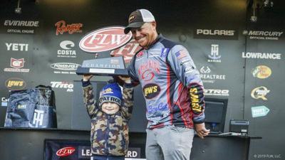 Upshaw wins Costa FLW series Championship