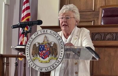 Alabama governor
