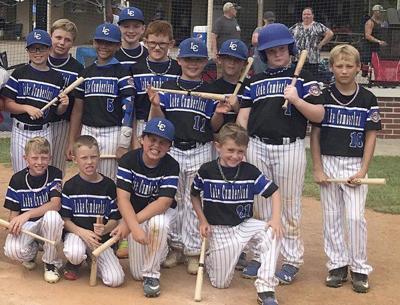 Lake Cumberland 9U All-Stars Finish runner-up inShowtime Tournaments Wood Bat Classic
