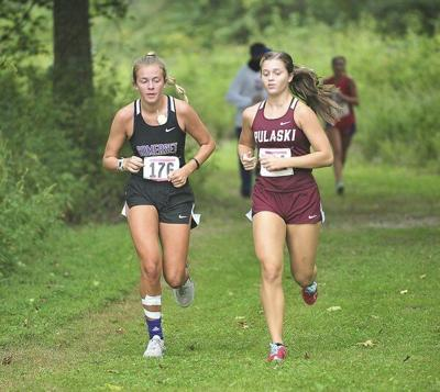 Lady Maroons win Cougar Prowl Invitational