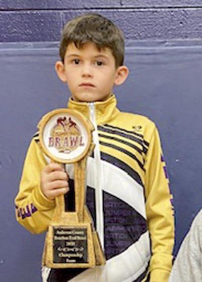 Mason Brooks named Citizens Bank Athlete of the Week