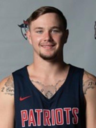 Steven Fitzgerald named Patriots Athlete of the Week