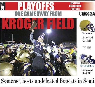 Somerset hosts undefeated Bobcats inSemi